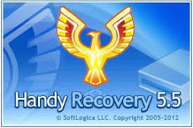 Handy Recovery 5.5 Crack Serial Key Free Download Full Version 2020