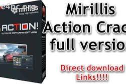 Mirillis Action 4.0.3 Crack Serial Key Free Download