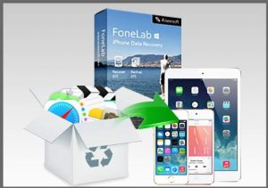 FoneLab iOS System Recovery 10.1.50 With Activation Code Full Version Free Download