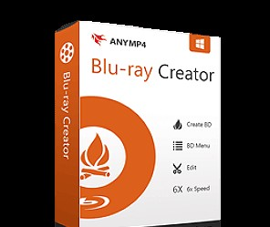 AnyMP4 Blu-ray Creator 1.1.60 Crack With Product Keys Full Version Free Download
