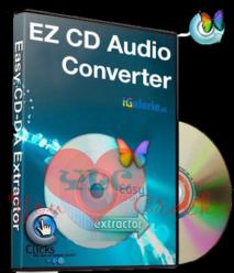 EZ CD Audio Converter 9 Crack With Activation Keys Free Download