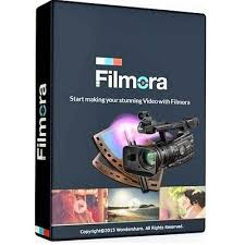 Wondershare Filmora Crack + Serial Key Full Version Free Download