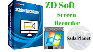 ZD Soft Screen Recorder Crack + Serial Number Full Version Free Download