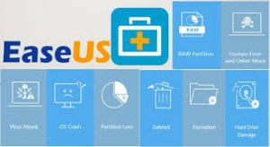 EASEUS Data Recovery Wizard 13 Crack + Serial Key Full Version Free Download
