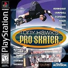 Tony Hawks Pro Skater Crack