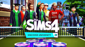 The Sims Discover University Crack