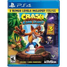 Crash Bandicoot N Sane Trilogy Crack