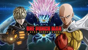 One Punch Man Hero Nobody Knows Crack