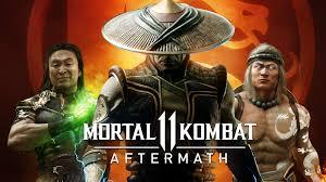 Mortal Kombat Aftermath Crack